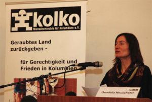 Gundula Neuscheler - Kolko-Vorstand